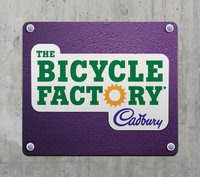 The Bicycle Factory logo