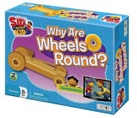 Sid the Science Kid Why Are Wheel Round kit