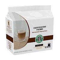 Tassimo Starbucks Cappuccino Primo T DISCs