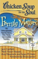 Chicken Soup for the Soul Family Matters cover