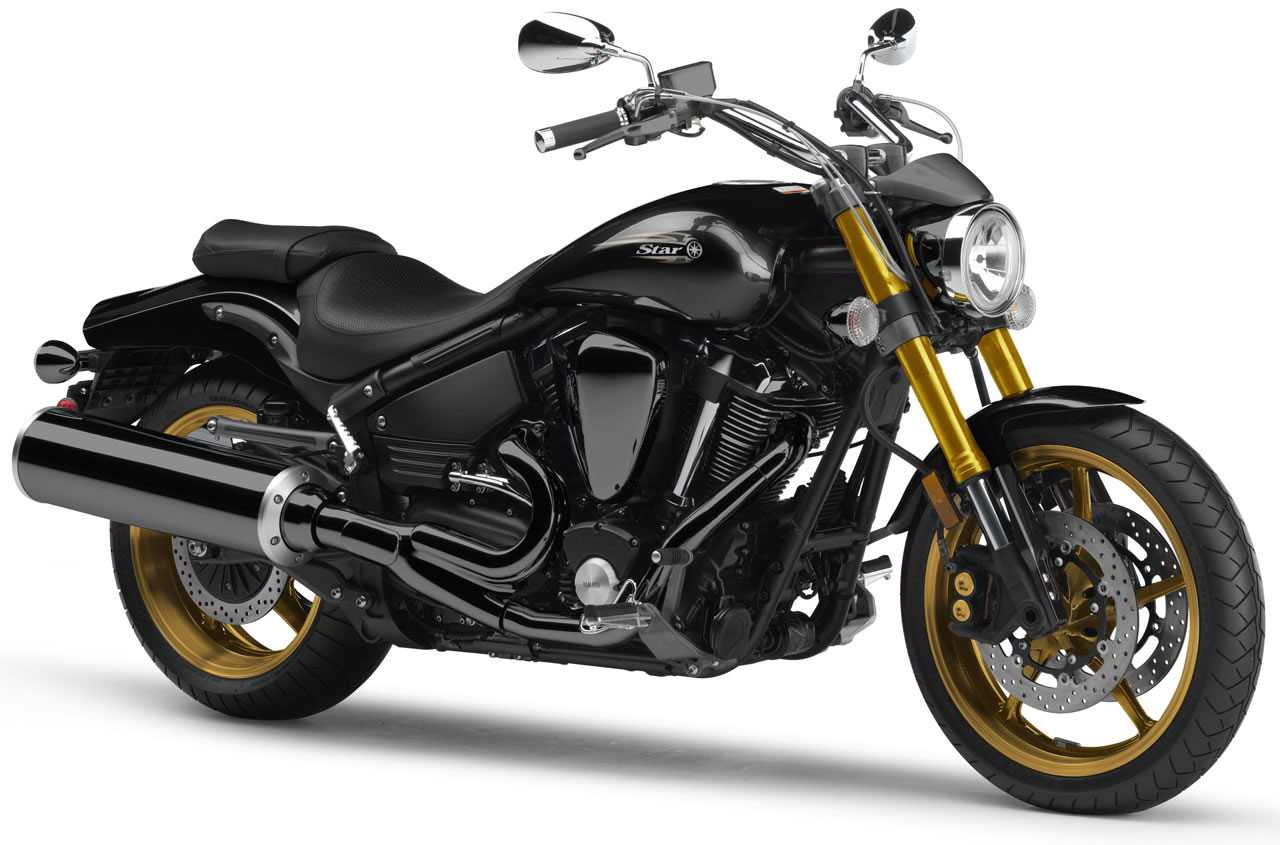 Top motorcycle review 2010 yamaha road star midnight for Yamaha road motorcycles