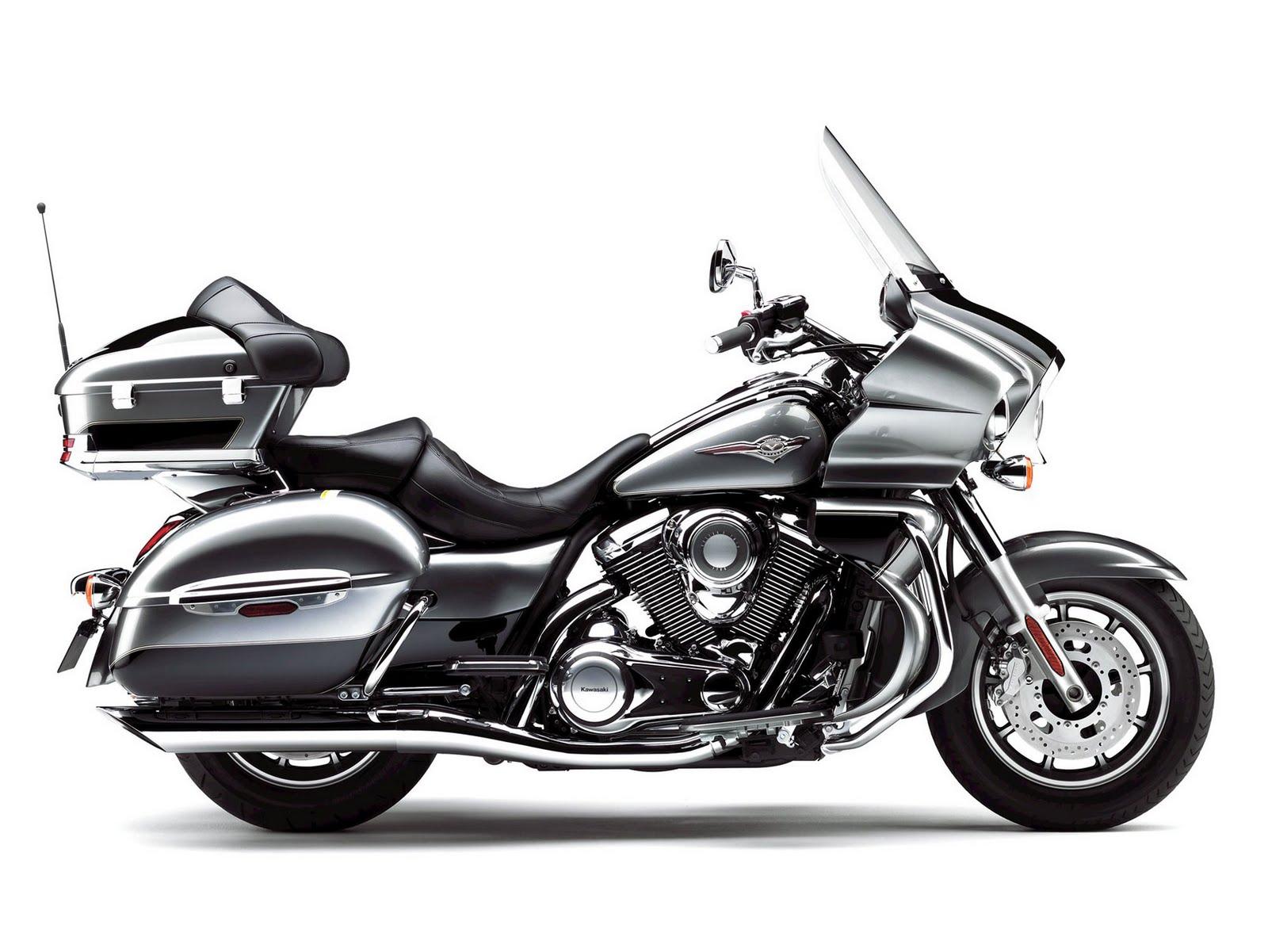 Motorcycle Guide  2013 Kawasaki Vulcan 1700 Voyager ABS