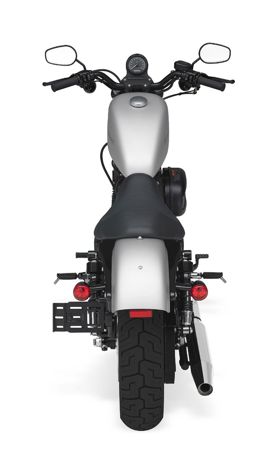 2010 Harley-Davidson Sportster Iron 883