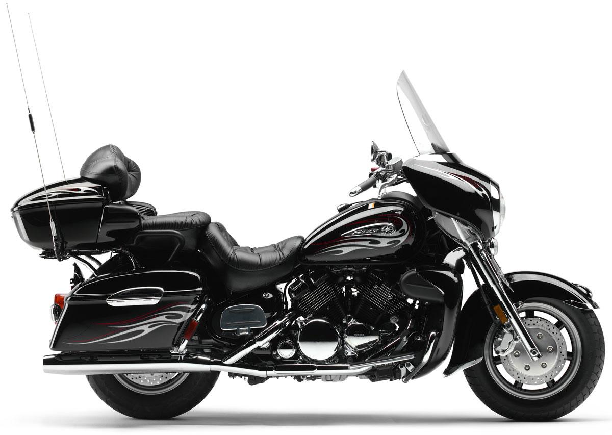 Top motorcycle review 2010 yamaha royal star venture s for Yamaha royal star motorcycle