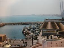 Imagen del puerto pesquero
