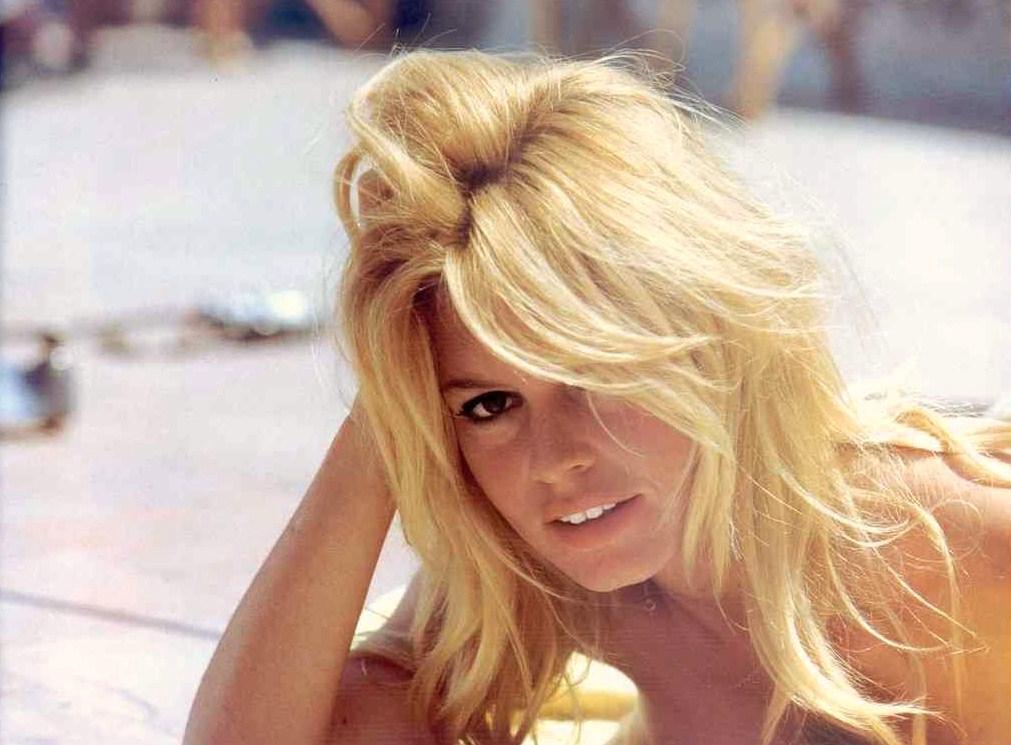 Brigitte Bardot 1960 Hair