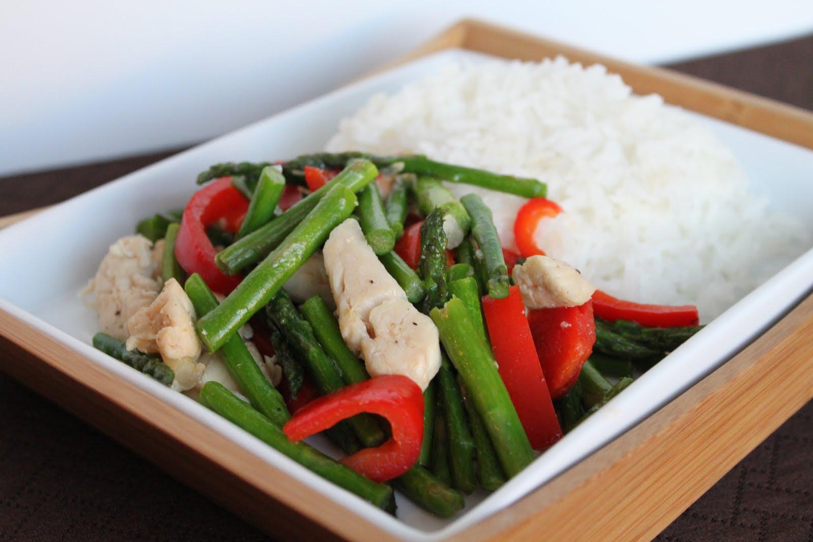 tribune asparagus stir fry recipe yummly chicken asparagus stir fry ...