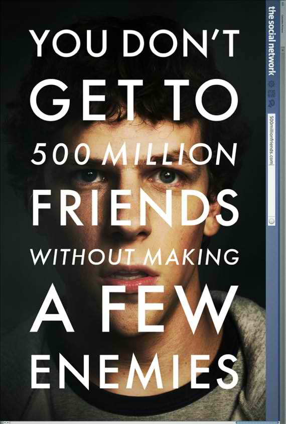 The Social Network [2010] + Subtitle Indonesia