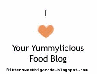 Yummy Food Blog Award