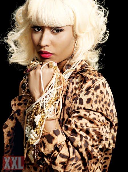 Nicki Minaj Photoshoot w/XXL Magazine