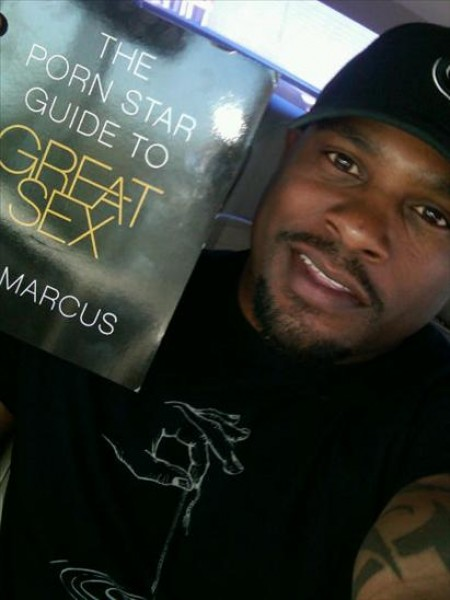 So it would only be right for porn star, Mr. Marcus, to come out with his ...