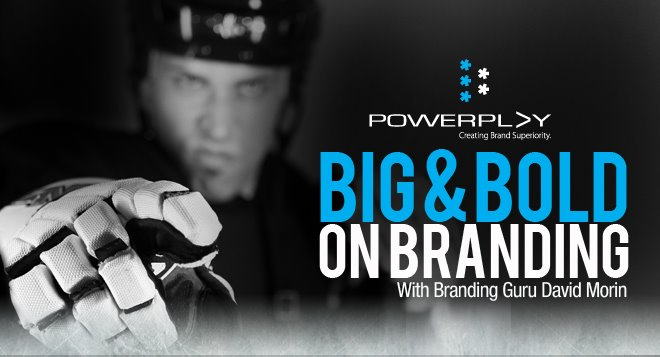 Orange County graphic design, logo design, web design  | David Morin, Brand Artist | Powerplay