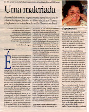 Materia Jornal