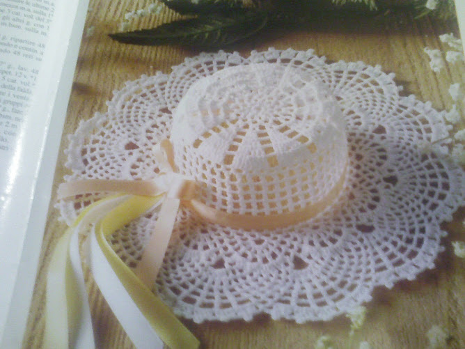 cappellino modello fresia