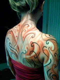 gz-bodypainting or Own Airbrush Body