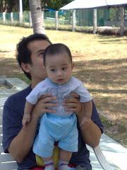 Usia Ajeem 7 bulan 7kg