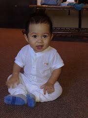 Usia Ajeem 9 bulan 8kg