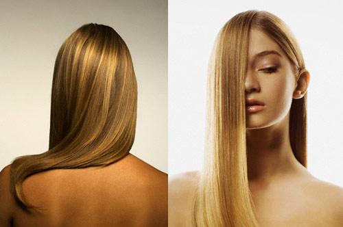 Tratamento de cabelo respostas de óleos quentes