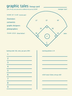 team roster card template