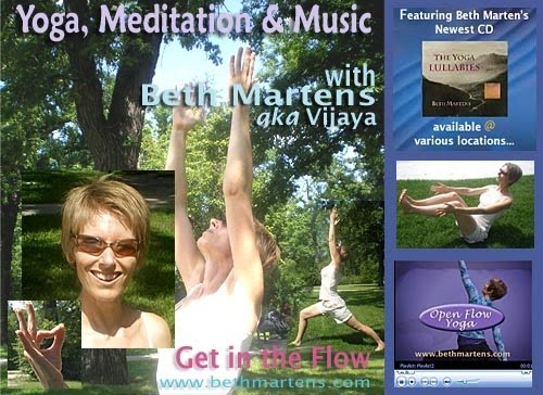 Beth Martens' Open Flow Yoga and Satsang