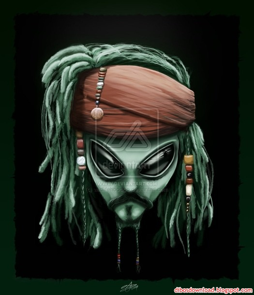 pirates of the caribbean aliens
