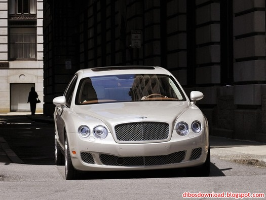 2008 Bentley Continental Flying Spur 3