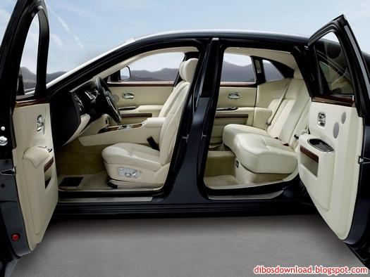 2009 Rolls Royce Ghost 2