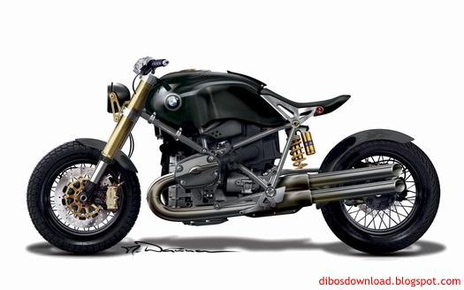 BMW motorcycle design