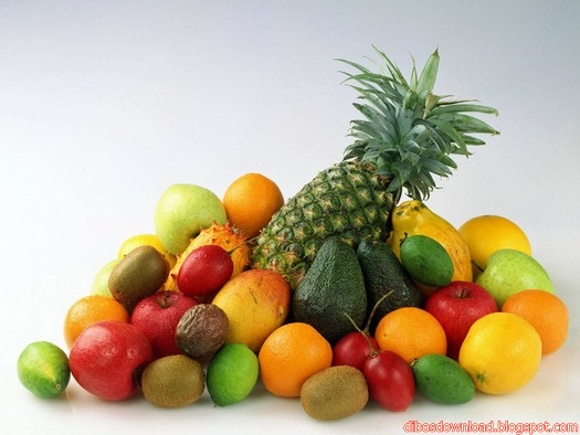 ropical fruits