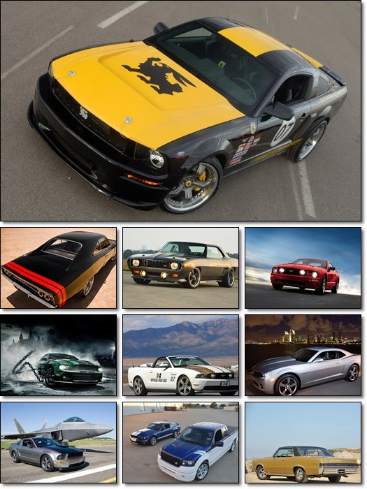 Muscle Cars 7
