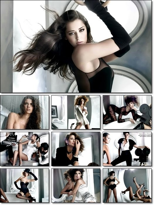 Miss Italia Official 2010 Calendar