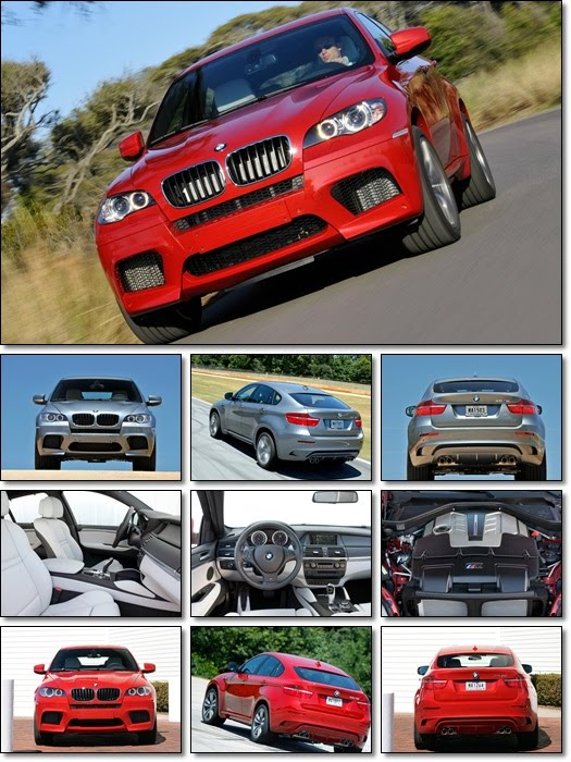 BMW X5M & X6M Wallpaper