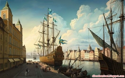 Ship Port