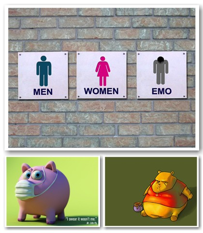 30 Amazing Funny Wallpapers Collection