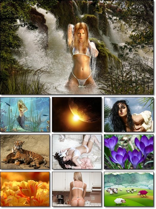 Airena Wallpapers Pack 81
