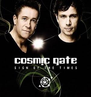 Cosmic Gate Ft. Jan Loechel - London Rain