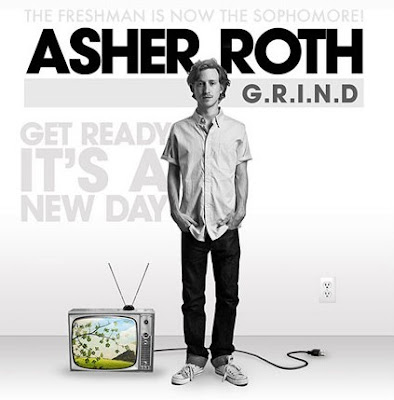 Asher Roth - G.R.I.N.D. (Get Ready It&#8217;s A New Day)