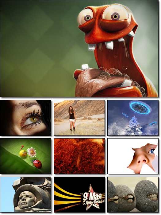 Full HD Mixed Wallpapers Pack 85 by Smpx