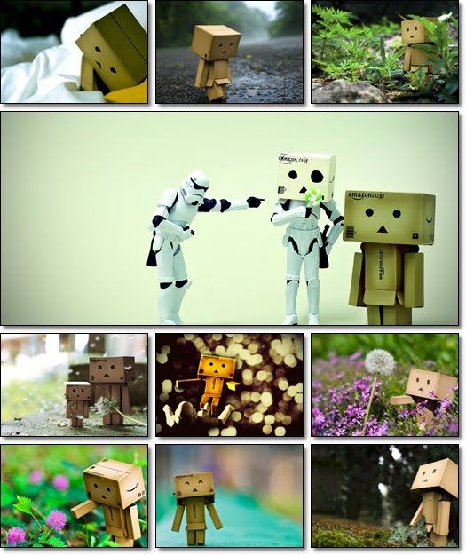 Free HD Danbo Danboard Wallpapers