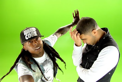 Lil Wayne Ft. Drake - Right Above It