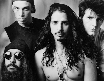 Soundgarden - Black Rain