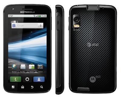 AT&T/Motorola ATRIX 4G Smartphone