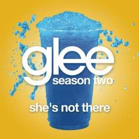 Glee - She's Not There