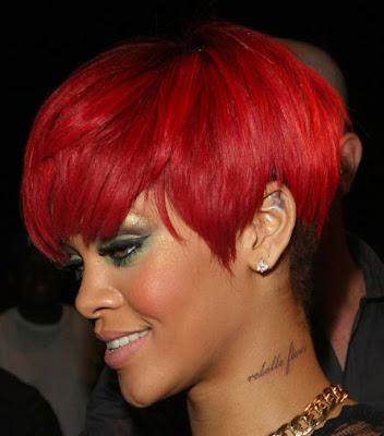 Rihanna - Rebelle Fleur