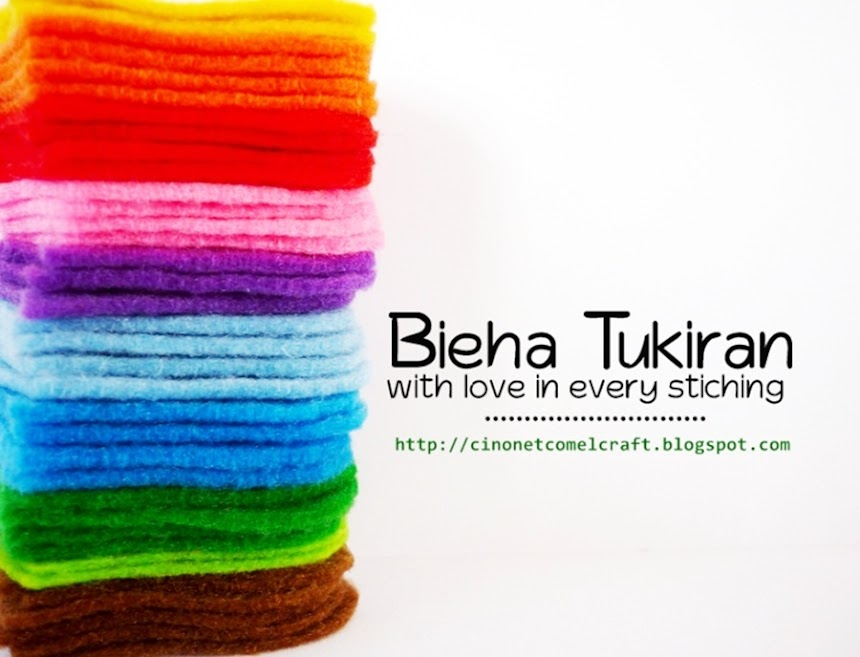 Bieha Tukiran's craft