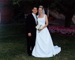 HeeJun & Erica  - May 3, 2003