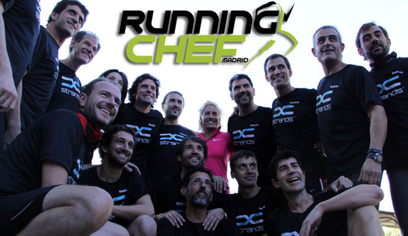 Running Chef Madrid