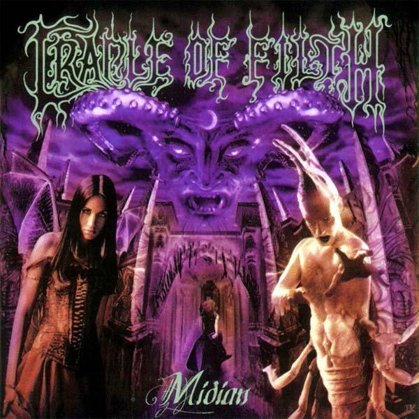 Discografia de Cradle of Filth y su historia.