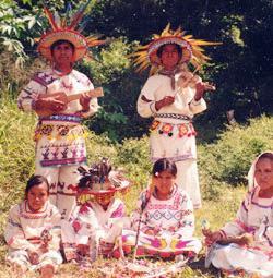 Nosotros Primeramente Vamos A Ablar De Las Etnias De Mexico