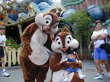 Logan's First Disneyland Trip